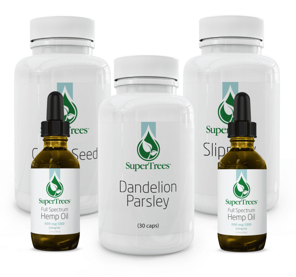 SuperTrees Botanicals - Our Herbal Supplements