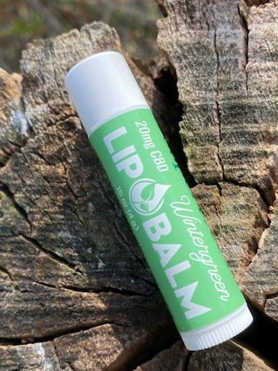 SuperTrees Botanicals - Vegan CBD Lip Balm - 6